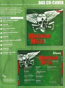 Metal Hammer - Maximum Metal Vol. 180 (CD) - Bild 6