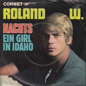Cover - Roland W.: Nachts