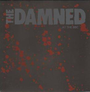 The Damned: ...At The BBC - Cover