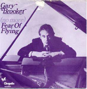 Cover - Gary Brooker: (No More) Fear Of Flying