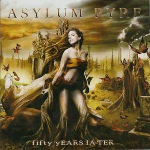 Asylum Pyre: Fifty Years Later - Cover