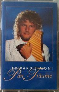 Cover - Edward Simoni: Pan-Träume
