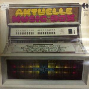 Aktuelle Music-Box - Cover