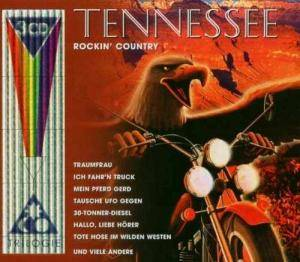 Cover - Tennessee: Rockin' Country