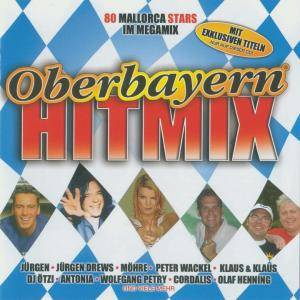 Cover - Partynator Peter Wackel: Oberbayern Hitmix