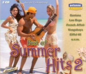 Cover - Prezioso Feat. Marvin: Best Of Summer Hits 2
