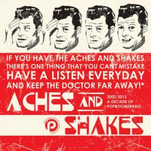 Cover - Frente!: Aches & Shakes: 2002-2012 – A Decade Of Popboomerang