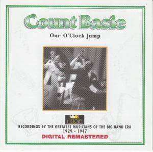 Count Basie: One O'clock Jump - Cover