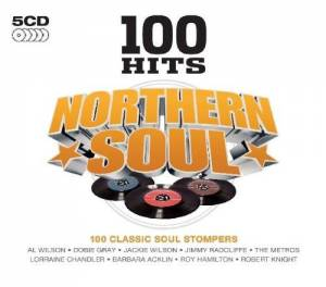 Cover - Barbara Acklin: 100 Hits - Northern Soul