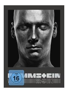Rammstein: Videos 1995 - 2012 - Cover