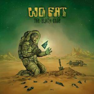 Wo Fat: Black Code, The - Cover