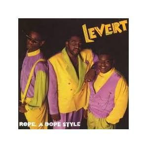 Cover - LeVert: Rope A Dope Style