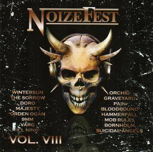 NoizeFest Vol. VIII - Cover