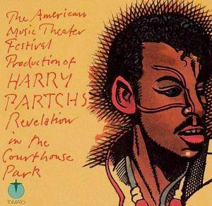 Cover - Harry Partch: Revelation In The Courthouse Park