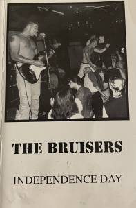 Cover - Bruisers: Independence Day
