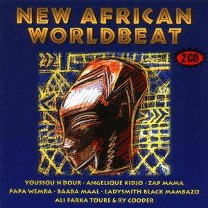 Cover - Tabu Ley Rochereau: New African Worldbeat