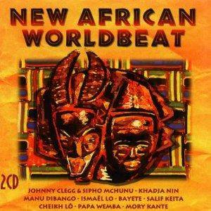 New African Worldbeat Vol. 3 - Cover