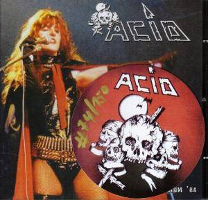 Acid: Live In Belgium '84 (CD) - Bild 1