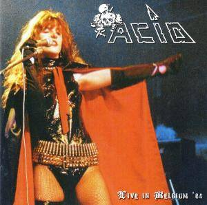Acid: Live In Belgium '84 (CD) - Bild 2