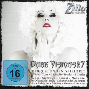 Cover - (((S))): Zillo Dark Visions 7