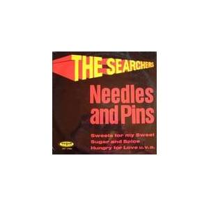 Cover - Searchers, The: Needles And Pins