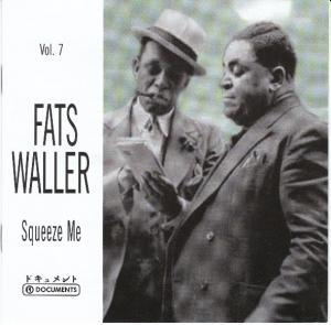 Fats Waller: Squeeze Me - Cover
