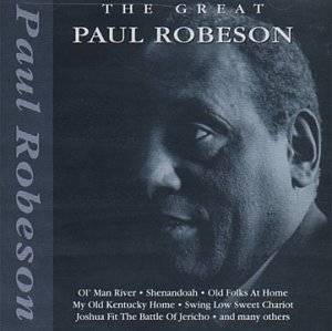 Paul Robeson: The Great Paul Robeson (CD) - Bild 1