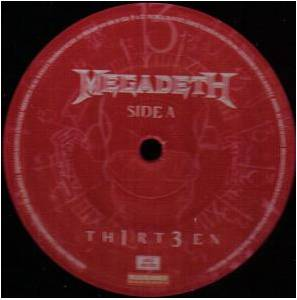 Megadeth: TH1RT3EN (2-LP) - Bild 2