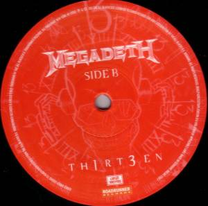 Megadeth: TH1RT3EN (2-LP) - Bild 4