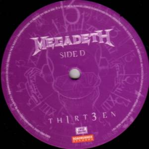 Megadeth: TH1RT3EN (2-LP) - Bild 5