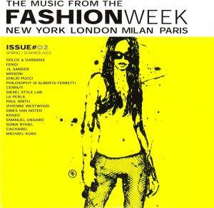 Cover - Queen Of Japan: Music From The Fashion Week - Issue #02, The