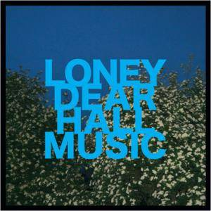 Cover - Loney, Dear: Hall Music