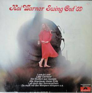 Cover - Kai Warner: Swing Out '69