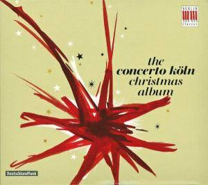 Cover - Pavel Josef Vejvanovský: Concerto Köln Christmas Album, The