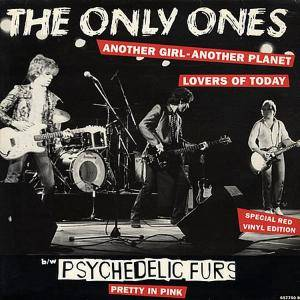 Cover - Only Ones, The: Another Girl - Another Planet