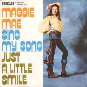 Cover - Maggie Mae: Sing My Song