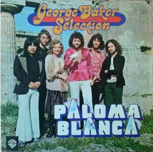 Cover - George Baker Selection: Paloma Blanca