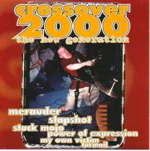 Cover - Power Of Expression: Crossover 2000 -  The New Generation