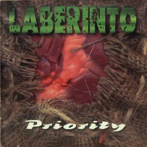 Cover - Laberinto: Priority