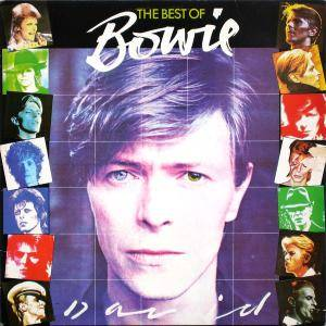 David Bowie: Best Of Bowie, The - Cover