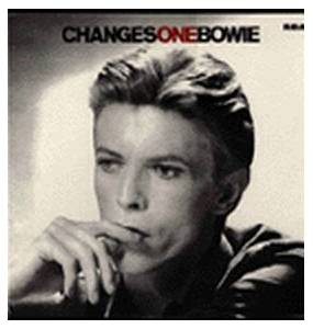David Bowie: ChangesOneBowie - Cover
