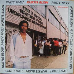 Cover - Kurtis Blow: Party Time?