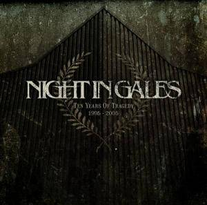 Cover - Night In Gales: Ten Years Of Tragedy