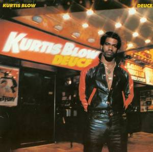 Cover - Kurtis Blow: Deuce