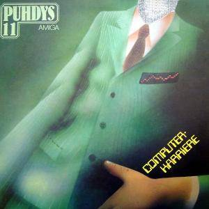 Puhdys: Computer-Karriere - Cover