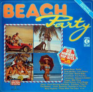 Beach Party - Cover