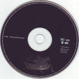a-ha: Memorial Beach (CD) - Bild 6
