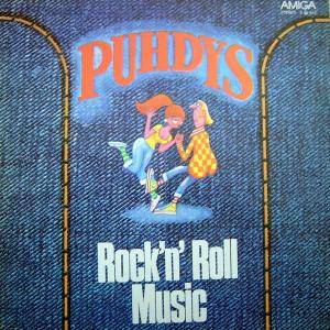 Puhdys: Rock 'n' Roll Music - Cover