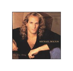 Michael Bolton: The One Thing (CD) - Bild 1