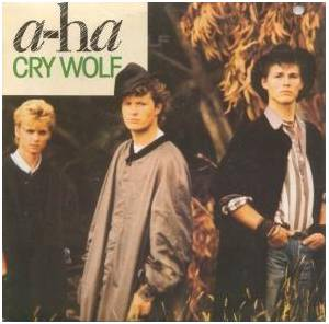 a-ha: Cry Wolf - Cover